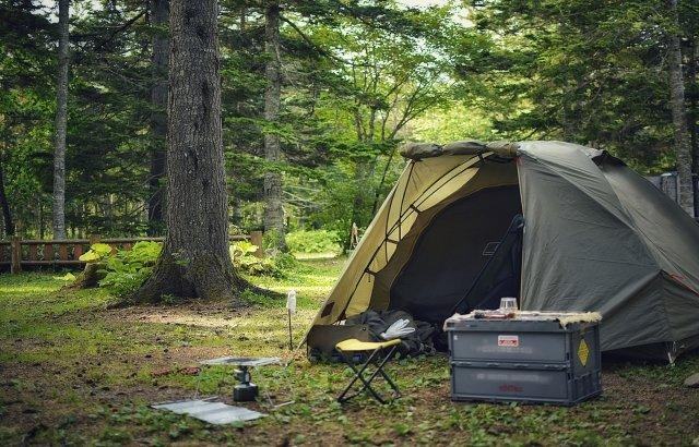 セラミックファンヒーター はキャンプにもおすすめ